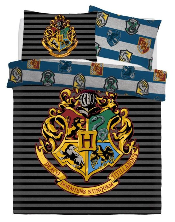 Harry Potter Crest Double