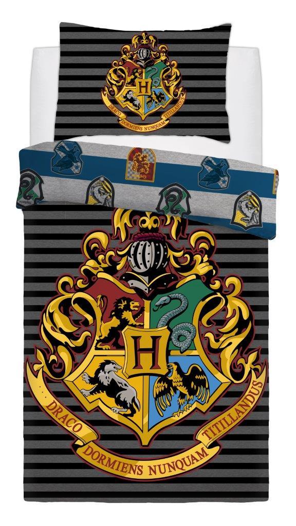 Harry Potter Crest Single