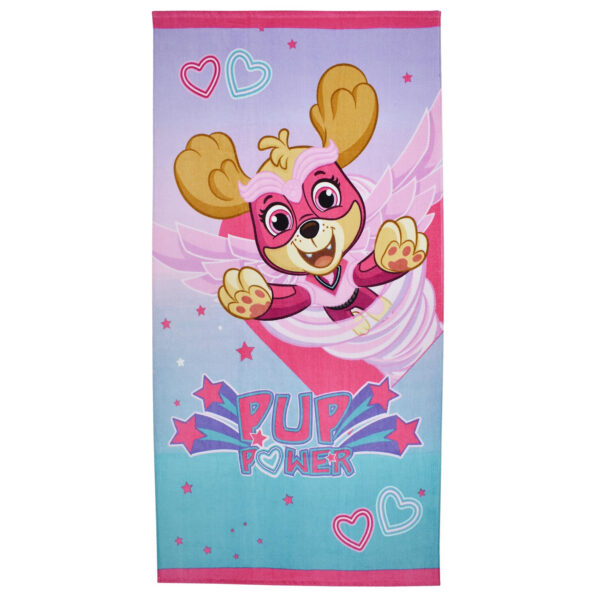 Pup Power Towel