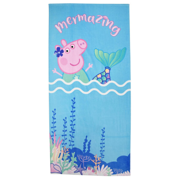 Mermazing towel