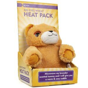 Wheat Heat Pack Bear