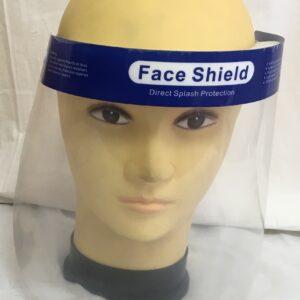 Face Shield splash protection