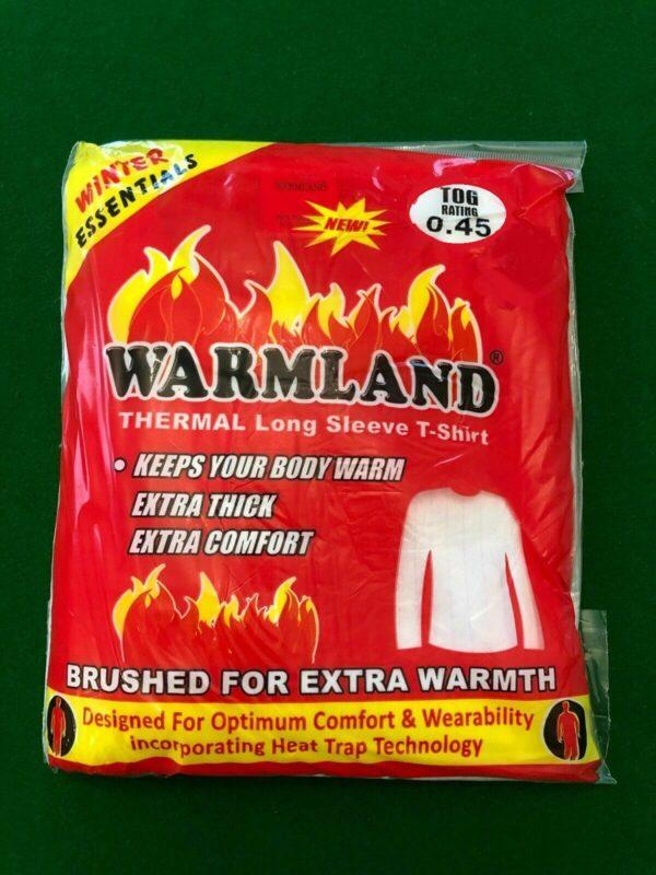 Thermal vest