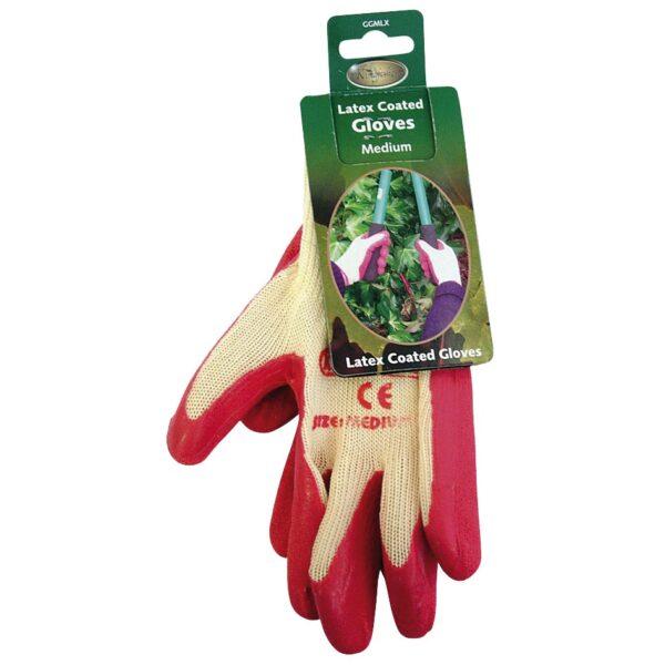 large garden gloves