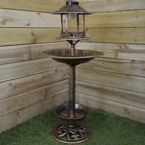 solar bird table 2