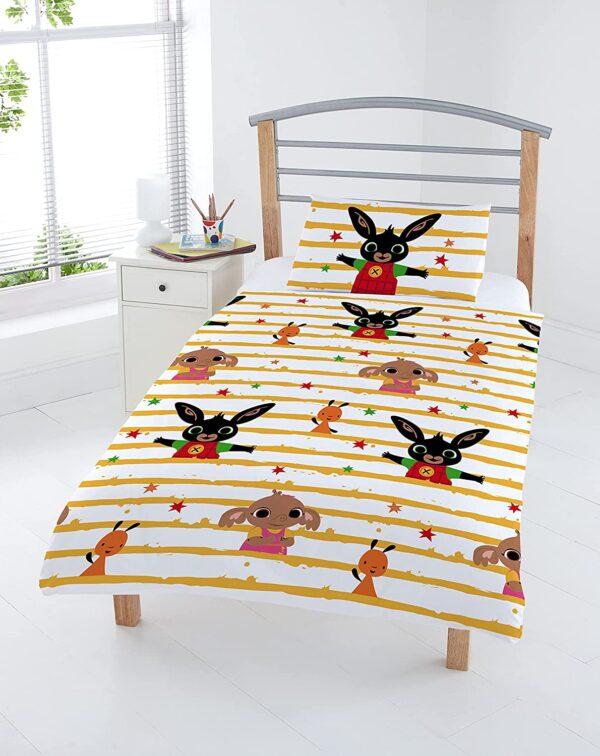 Bing Bunny Stripe Duvet set