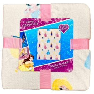 Disney Princess Pretty Fleece Blanket