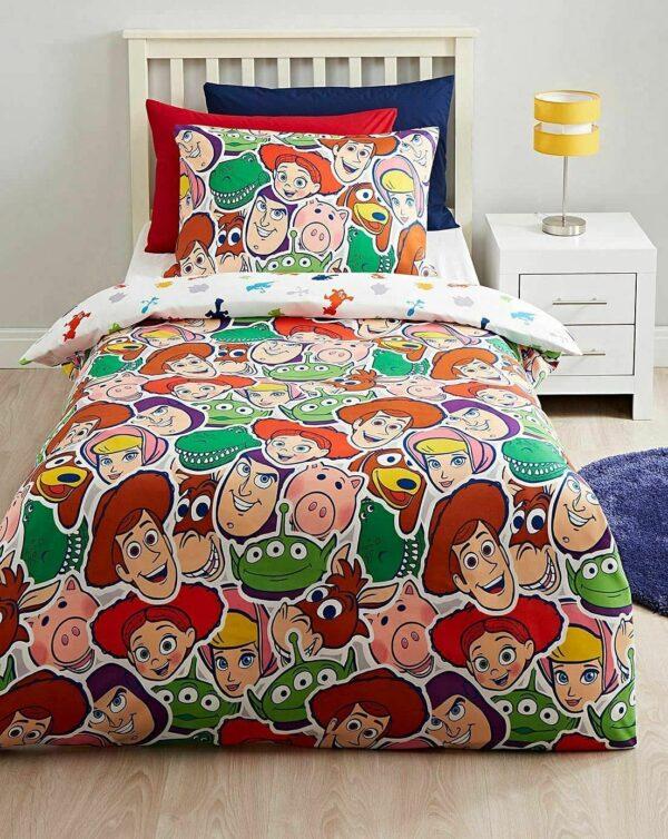 Disney Toy Story Duvet 7 Pillowcase set