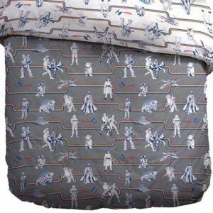 Star Wars Retro Duvet Cover & Pillowcase Set Single